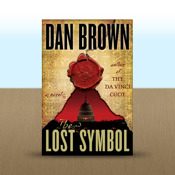 The Lost Symbol: A Novel by Dan Brown novel