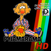 Pyjamarama: ZX Spectrum HD