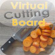 Virtual Cutting Board for iPad