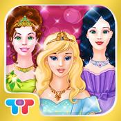 Prinzessin-Ankleidespiel