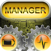 SYS Activity Manager Lite for Memory, Processes, Disk, Battery & Network usb memory format utility