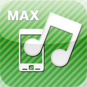 Custom Ringtone Maker Max - Create free ringtones with your favorite music