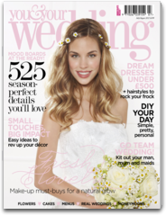 You & Your Wedding Magazine support