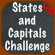 States and Capitals Challenge Lite – Flash Cards Speed Quiz for the United States of America