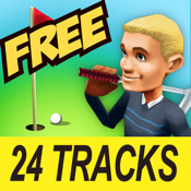 3D Mini Golf Challenge FREE challenge