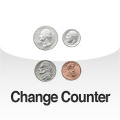 Change Counter - Count your loose change easily change
