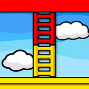 Climb Tower Hero Games App- Go Top Game of the Buildings