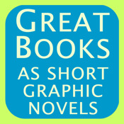 90 Classic Books for People in a Hurry: Great Books as Short Graphic Novels books