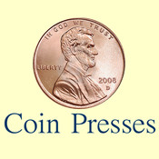Disney World: Coin Presses