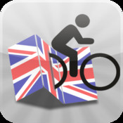 UK Cycle Maps – offline maps for urban and rural cycling routes