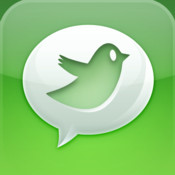 Chirpy for Twitter direct messages - free, fast text messaging (SMS) powered by Twitter twitter