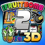 iFruitBomb 2 - The Fruit Machine Simulator virtual fruit machine