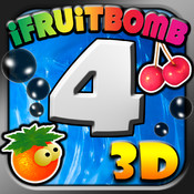 iFruitBomb 4 - The Fruit Machine Simulator virtual fruit machine