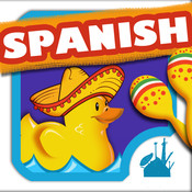 Freefall Spelling Spanish