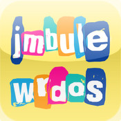 Jumble Words: The funny, speedy word finding game