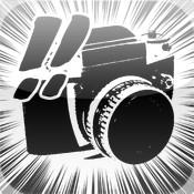 manga comic camera (Processed your photos as comic) digital comic