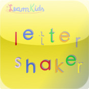 LetterShaker iPad edition