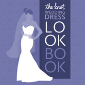 Wedding Dress Look Book by The Knot wedding programs samples