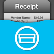 Shoeboxed Receipt Tracker and Receipt Reader template receipt