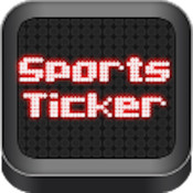 Sports Ticker - Live Scores for Basketball, Football, Baseball, Soccer, & Hockey
