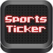 Sports Ticker - Live Scores for Basketball, Football, Baseball, Soccer, & Hockey