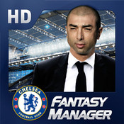 Chelsea FC Fantasy Manager 2013 HD manager players skills