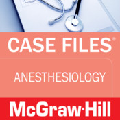 Case Files Anesthesiology (LANGE Case Files) McGraw-Hill Medical erase files