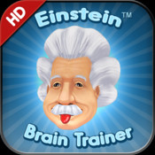 Einstein™ Brain Trainer HD 360 unique training