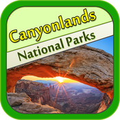 Canyonlands National Park - GPS Map Navigator