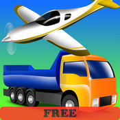 Vehicles for Toddlers and Kids FREE