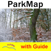 Muritz National Park - GPS Map Navigator