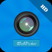 WebPickerHD:Crop anything from the web pages freely