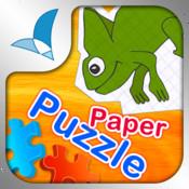 123 Kids Fun Paper Puzzle HD