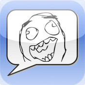 EasyRage - Over 430 Rage Faces for Texting! rage 2