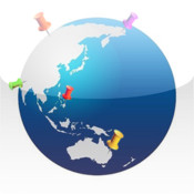 iFindPlace - Find, save and share places with friends via Facebook, twitter, email