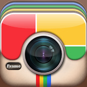 InstaFrame - Magic Pic Frame and Photo Collage Border for Instagram