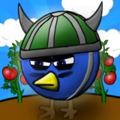 Shoot the Angry Birds FREE