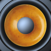 All-in-one MP3 Player - DONUT Player music files from
