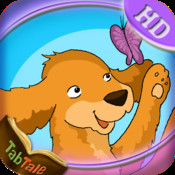 Dog Story - Learn Opposites - Pet Animal Adventures - An Interactive Children`s Story Toddlers Book HD