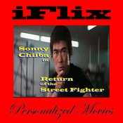 iFlix Movie: Return of The Street Fighter