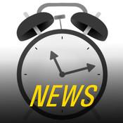 News Alarm Clock - Wakeup to the News