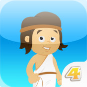 Bible Heroes: David and Goliath--Bible Stories for Children
