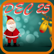 Christmas Countdown - Badge