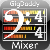 GigDaddy Multitrack Mixer