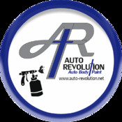 Auto Revolution Auto Body & Paint - Canfield auto rute