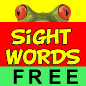 A Sight Words Read and Spell app with checkmark and review - FREE - HD free spell words