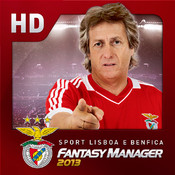 SL Benfica Fantasy Manager 2013 HD manager players skills