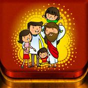 Amigos de Jesus - Quebra-cabeça puzzle cristão