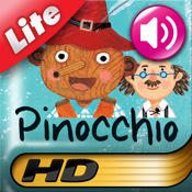Pinocchio Lite[HD]-Animated storybook