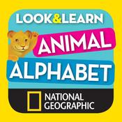 Look & Learn: Animal Alphabet